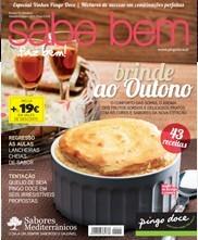 Revista Sabe Bem Pingo Doce Setembro Outubro