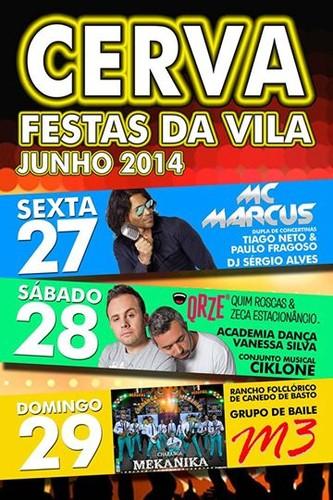 São Pedro de Cerva 2014