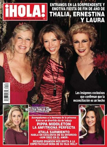 Revista Hola 28.01.2012