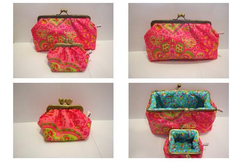 Bolsa De Tecido Com Fecho : Como fazer bolsa de tecido com fecho metalico o meu mundo
