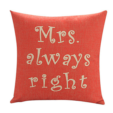 Almofada | Mrs. Always Right