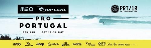 Rip Curl Pro Portugal Praia De Supertubos Peniche 20 A