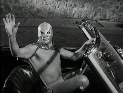 El Santo no Cinema