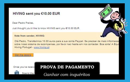 hiving - [Instável] JoinHiving = Ganha dinheiro com inquéritos  17267136_0jDO9