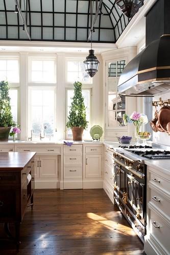 Aparador Em Mdf Cru Para Artesanato ~ Cozinha em estilo tradicional Decoraç u00e3o e Ideias