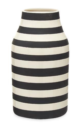 Kimball-7111801-Striped Vase, ROI B, FRIT B, IB B,
