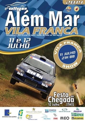 A quarta prova do campeonato dos Açores começa hoje...