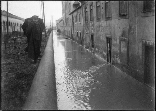 Rua de Cascais, Alcântara (J. Benoliel, 1910)