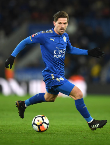Adrien+Silva+Leicester+City+v+Fleetwood+Town+R0xJo