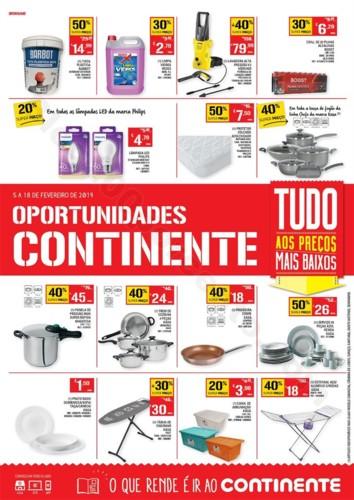 Antevisão Folheto CONTINENTE Extra Oportunidades