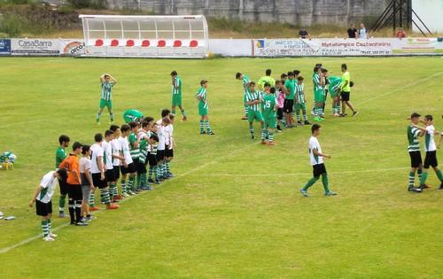 Iniciados Campeão Arrifanense 2º lugar SC Arcozelo