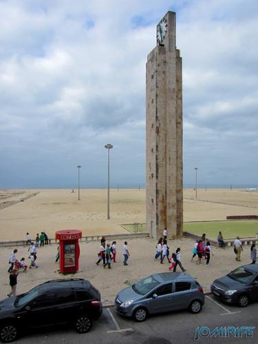 """Caminhada Solidária """"Coração Saudável, Coração Solidário"""" na Figueira da Foz - Avenida 25 de Abril no Relógio de praia [en] Solidarity walk in Figueira da Foz Portugal"""