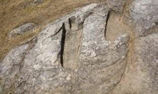 Necrópole rupestre da Quintã