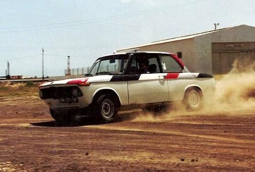Nos tempos do BMW 2002...