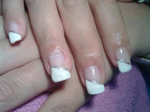 unhas de gel manicure espanhola e brilhante Car Tuning