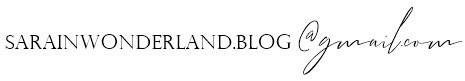 sarainwonderland.blog@gmail.com