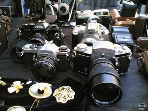 Máquinas antigas de fotografia (6)