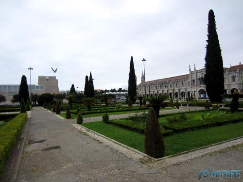 Lisboa - Jardim da Praça do Império (6) Canteiros [en] Lisbon - Empire Square Garden - Vegetation
