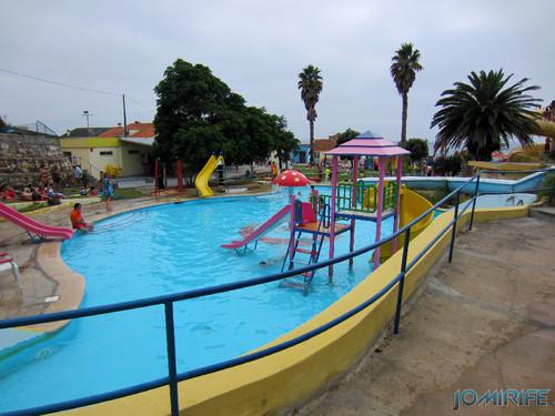 Aquaparque Teimoso na Figueira da Foz (15) Piscina das crianças [en] Teimoso Aqua park in Figueira da Foz Portugal