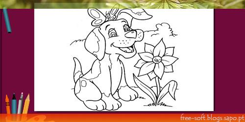 desenhos para colorir e pintar, desenhos para imprimir e pintar grátis download