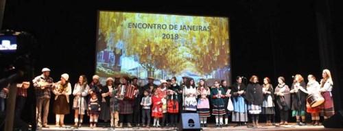 Padornelo nas Janeiras de Paredes de Coura 2018 d.