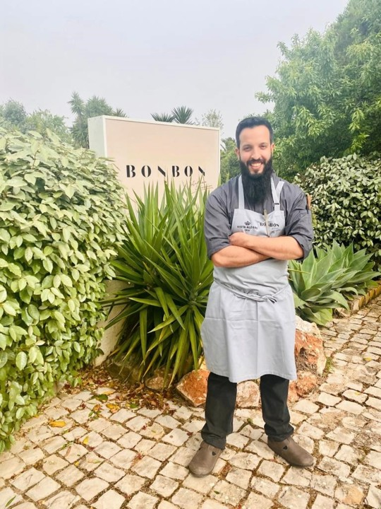 José Lopes, novo Chef do estrelado BON BON