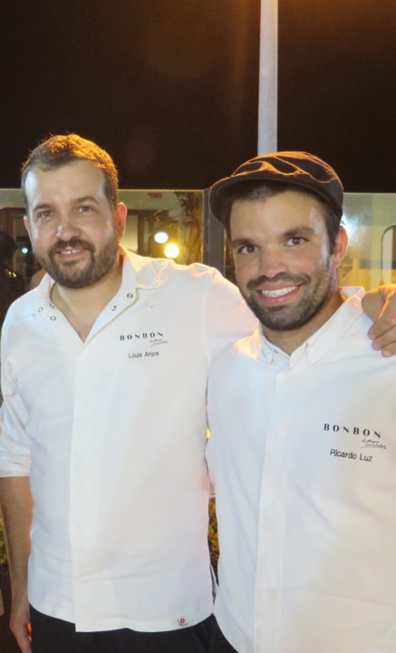 Agosto de 2020 – Chefe Louis Anjos e Subchefe Ricardo Luz