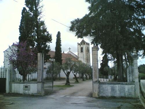 Igreja Matriz de Tentúgal: Entrada