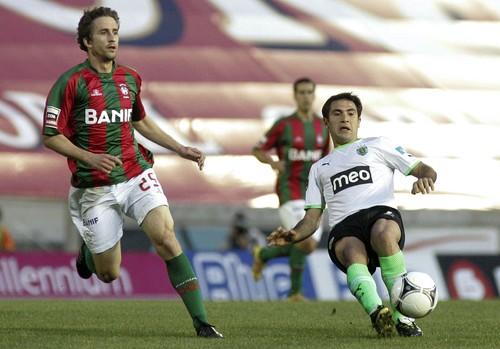 18ªJ: Marítimo-Sporting