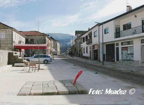 Centro da Vila de Cerva