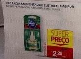 Acumulação Super-Preço + Vale + Cupão | CONTINENTE | Ambipur
