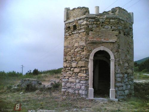 Ruínas do Pharol do Cabo Mondego (Fig. Foz)