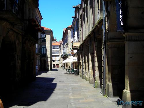Santiago de Compostela (5) Ruas