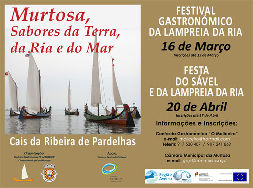 Festival Gastronómico da Lampreia da Ria