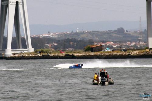 GP Motonautica (089) Corrida T850 - Acidente