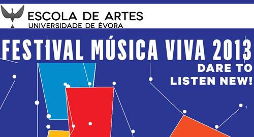 ÉVORA Música Viva FRINGE 2013 - 18 de Dezembro