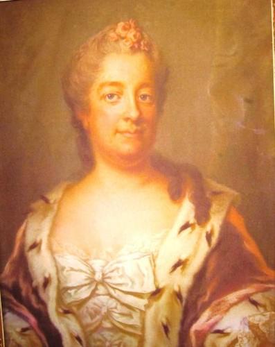 Eva Ekeblad's