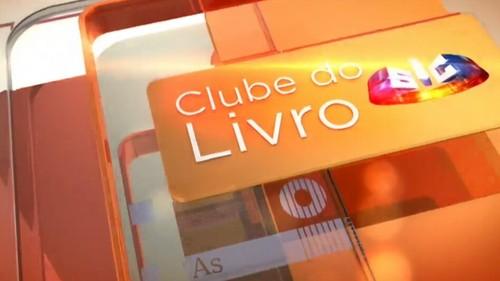 Logo Clube do Livro SIC