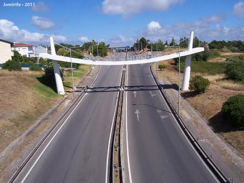 Entrada na Figueira da Foz pela Auto-estrada (1)