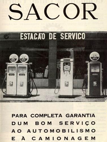 Anúncio da Sacor, 1959 (In Restos de Colecção)