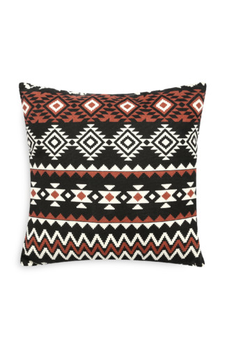 Kimball-7655502-SMALL Tribal Square Cushion, ROI G