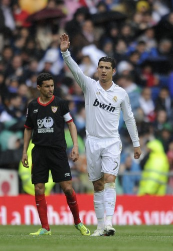 Espanha: Real Madrid - Sevilha