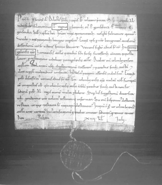 06 - Bula Fratrum Nostrum emitida pelo papa Pascoa