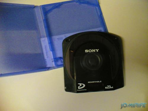 Sony XDCAM de 23GB