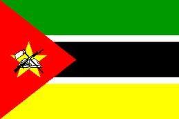 Bandeira da Republica de Moçambique