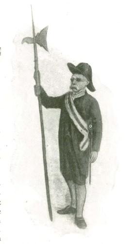 Um archeiro... (Desenho Álvaro de Lemos).JPG