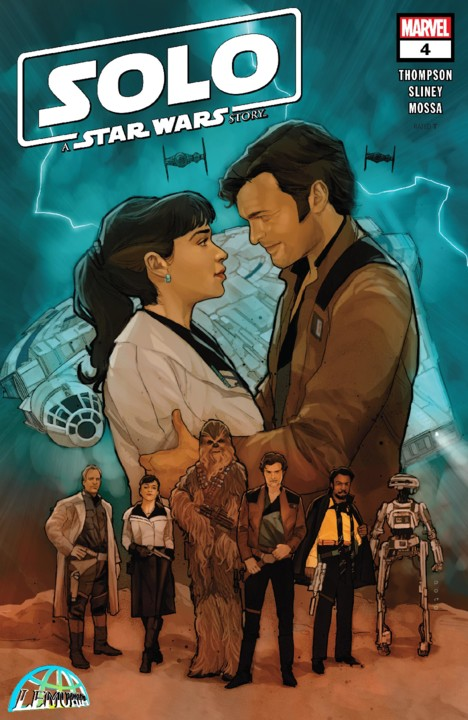 Solo - A Star Wars Story Adaptation 04 (of 07)-000
