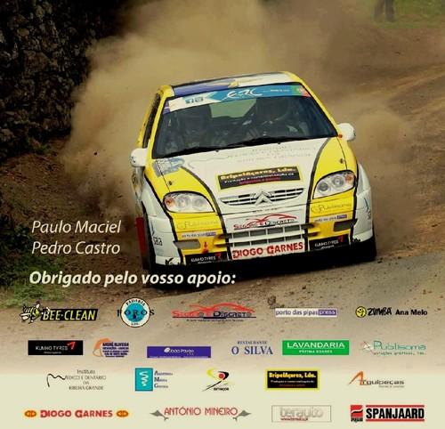 Paulo Maciel.Pedro Castro.Citroën Saxo Cup