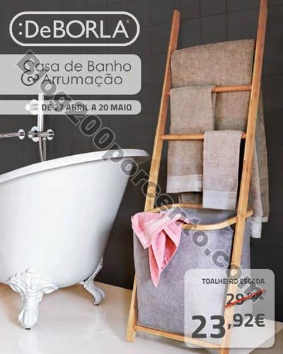 Antevisão Folheto DEBORLA Promoções de 27 abril