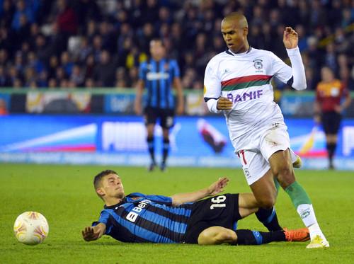 LE: Brugge-Marítimo 12/13